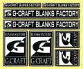 G-CRAFT ステッカー