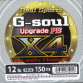 よつあみ G-soul Upgreade PE X4