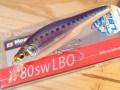 メガバス X-80SW LBO