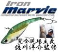 エバーグリーン Iron marvie(アイアンマービー)