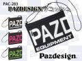 パズデザイン PAC-283 パズデザインサコッシュ