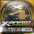XBRAID オードラゴンX4 150m 0.4号