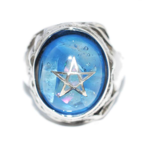 ALEX STREETER(アレックスストリーター)ベイビーエンジェルハート クラックブルー CLACK BLUE