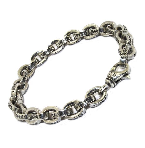 CHROME HEARTS(クロムハーツ)Paper Chain Bracelet-Large ペーパーチェーンラージブレスレット chb35