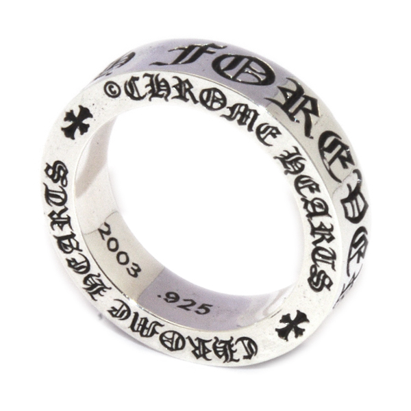 CHROME HEARTS(クロムハーツ) スペーサーリング6mmフォーエバー Spacer 6mm Forever