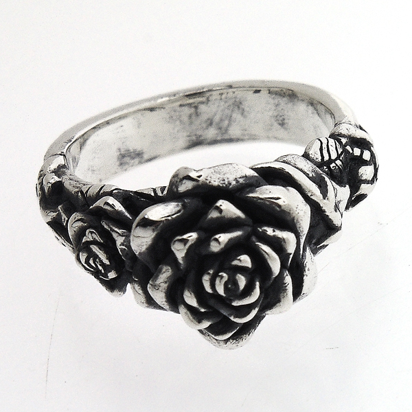 GLAMOUR PUNKS(グラマーパンクス) ROSE RING / ローズリング 1001-0142