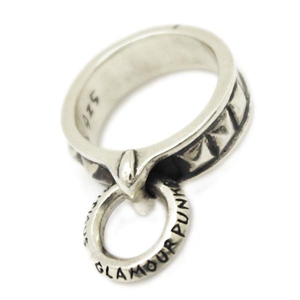 GLAMOUR PUNKS(グラマーパンクス)AMBITIOUS RING /アンビシャスリング 1201-0160