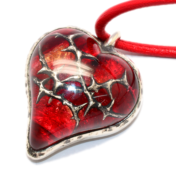 LYLY ERLANDSSON(リリーエルランドソン)  the HEARTS ザ・ハートペンダント