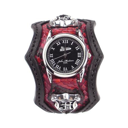 Artemis Classic(アルテミスクラシック) レッドパイソンブレスウォッチ ACLBW0002 時計