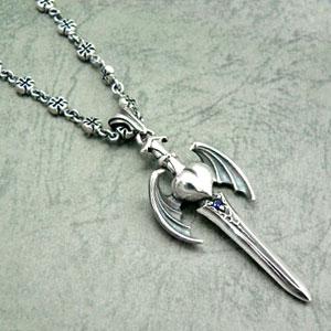 Barbara(バーバラ) ペンダント Knight Sword Pendant PB-N-421