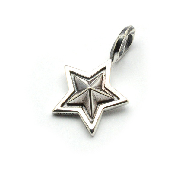 basis(ベイシス)bap018 spiral star スパイラルスターペンダント