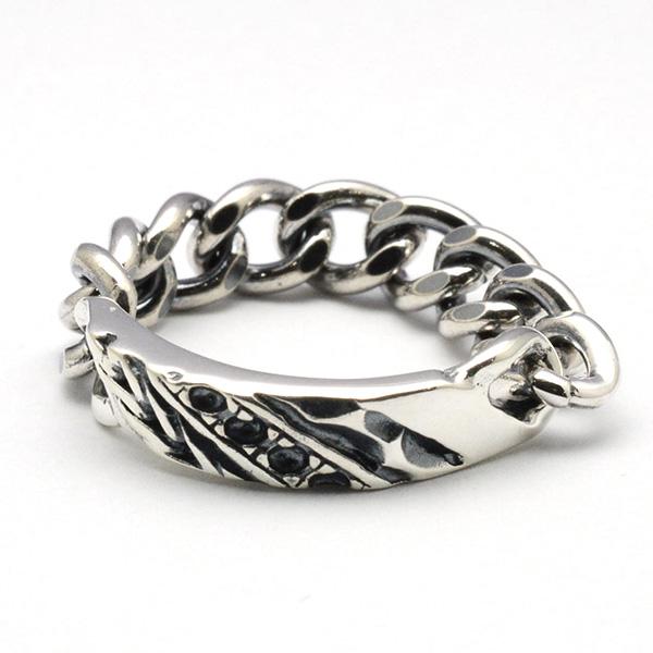 basis(ベイシス) layer chain ring レイヤーチェーンリング bar016