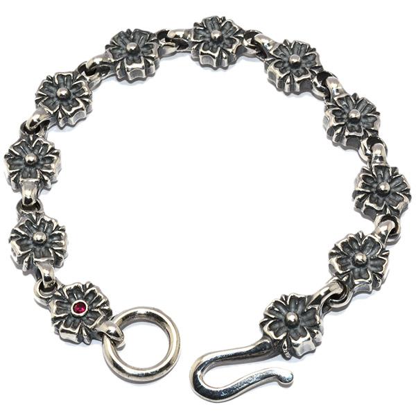 BWL(ビルウォールレザー) Custom Bracelet Small Cherry Blossom Bracelet スモールチェリーブロッサムブレスレット