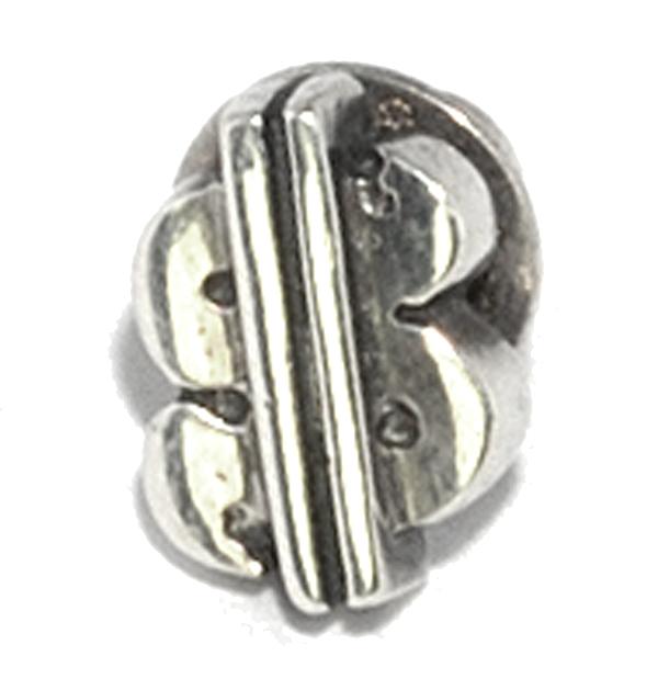 BWL(ビルウォールレザー) ドルサインイアリング Doller Sign Earring E219