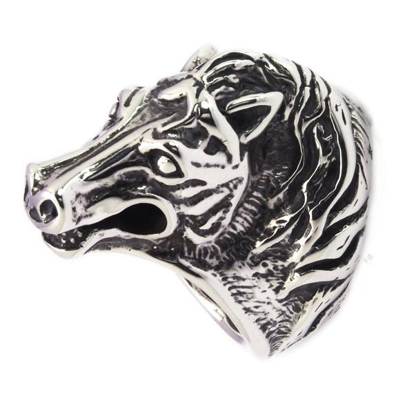 BWL(ビルウォールレザー)   Horse Ring  R411