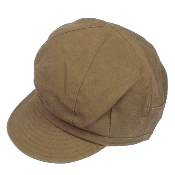 CABOURG(カブール) キャップ /ブラウン CAB009