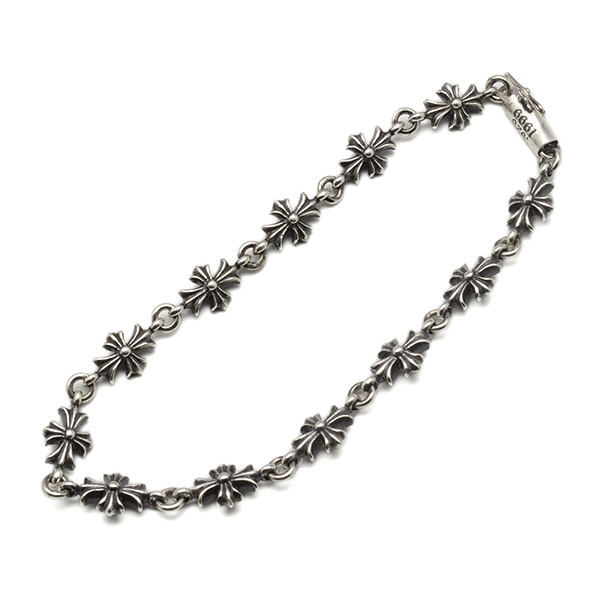 CHROME HEARTS(クロムハーツ) タイニーE CHプラスブレスレット Tiny E CH Plus Bracelet