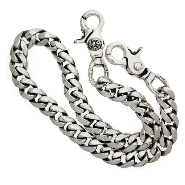 CHROME HEARTS(クロムハーツ) 2クリップクラシックウォレットチェーン Classic Wallet Chain 2clip 41Link
