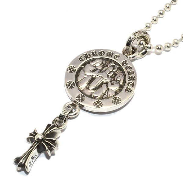 【WEB限定価格】CHROME HEARTS(クロムハーツ)Baby Fat Angel Medal  V2 ベビーファットエンジェルメダルチャーム