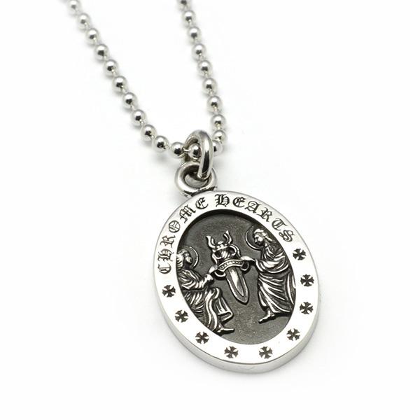 CHROME HEARTS(クロムハーツ)Angel Medal Oval エンジェルメダルオーバル