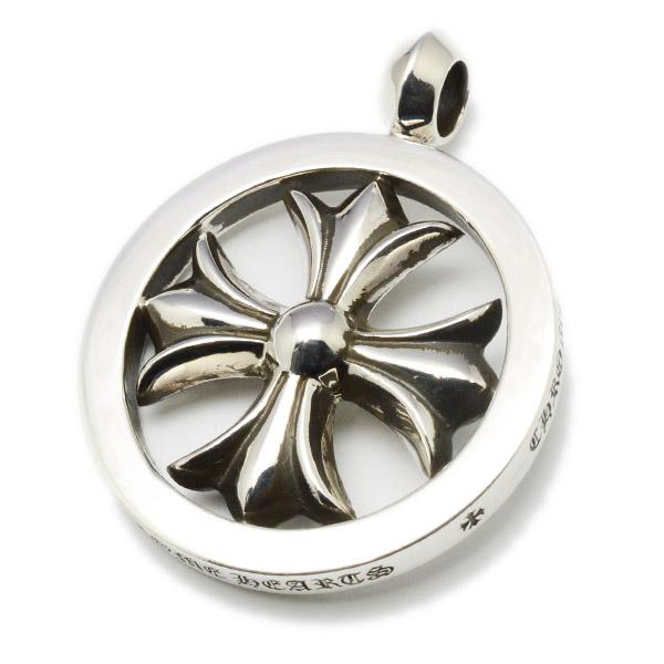 CHROME HEARTS(クロムハーツ)CH Plus Medallion Pendant CHプラスメダリオンペンダント