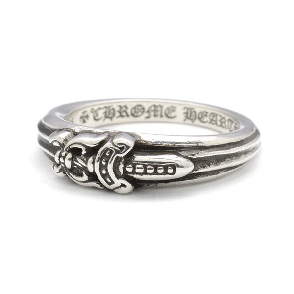 CHROME HEARTS(クロムハーツ)Ring-BBYCLSC/DGGR ベイビークラシックリング ダガー