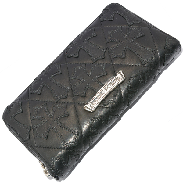 f0d0c88ef6d2 CHROME HEARTS(クロムハーツ) REC F ZIP #2 Quilted Cemetery Patch セメタリーパッチ