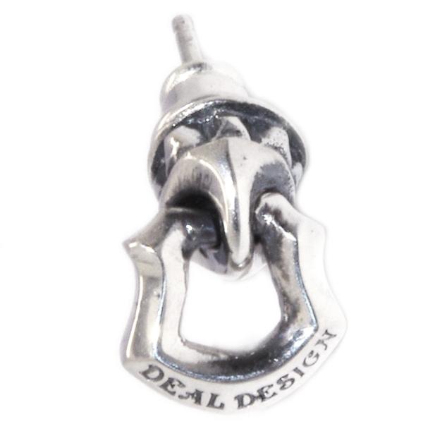 DEAL DESIGN(ディールデザイン) エッジノッカーピアス 391302 【大人気商品】