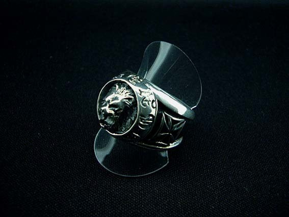 DEAL DESIGN(ディールデザイン) NEWラージライオンリング 390811