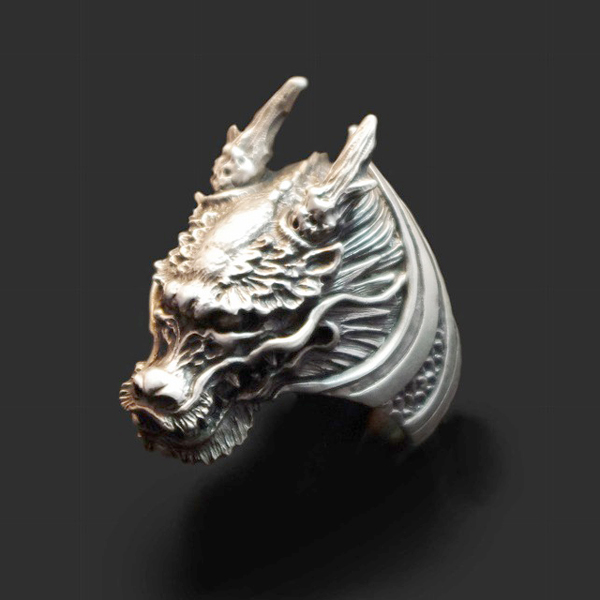 Dualflow(デュアルフロウ)竜ring 【DFR-03】
