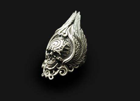 Dualflow(デュアルフロウ)偽神ring 【DFR-24】
