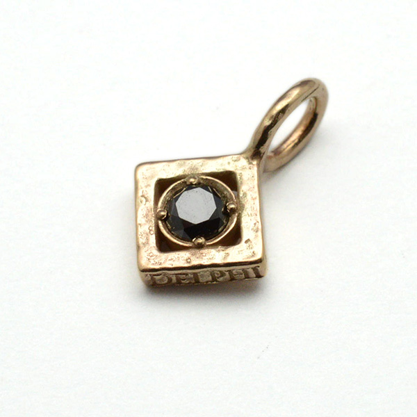 DELPHI(デルフィー)stone  PD  dp10-10KYG BK