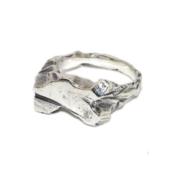 DELPHI(デルフィー)iwa  ring  M dr9