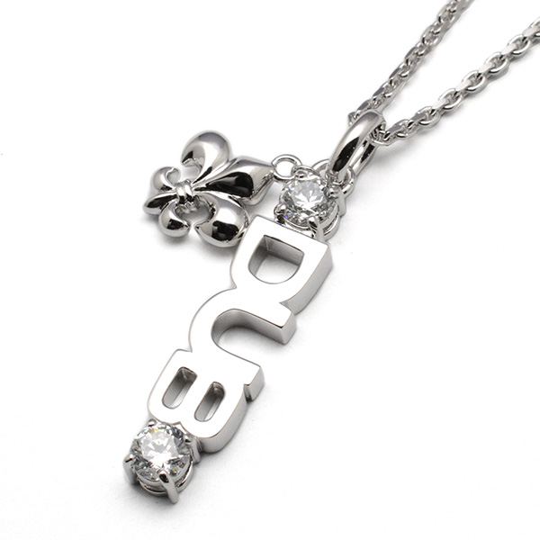 DUB Collection(ダブコレクション)Swing Lilly Necklace スウィングリリィネックレス DUBj-313-2