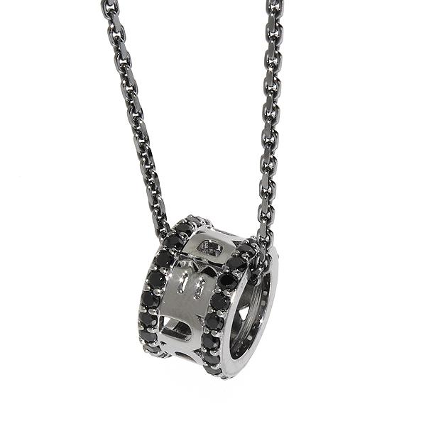 DUB collection(ダブコレクション)Raise Spice Pile Necklace (ブラック)【DUBj-225-1 BK】 チェーン:50cm