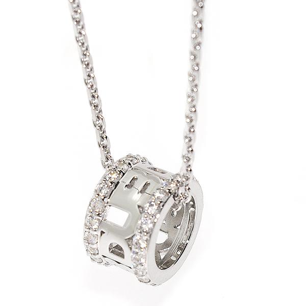 DUB collection(ダブコレクション)Raise Spice Pile Necklace (ホワイト)【DUBj-225-2 WH】 チェーン:45cm