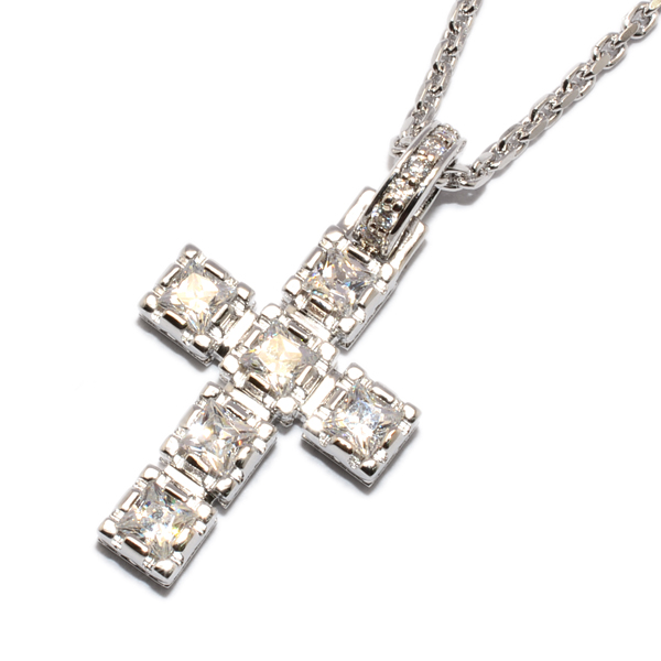DUB Collection Crown Crown Necklace DUBj-289-2 クラウンクラウンネックレス CZ
