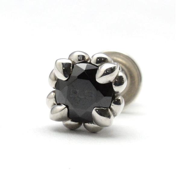 DUB collection(ダブコレクション)Lily range Pierced BK【DUBj-279-1】