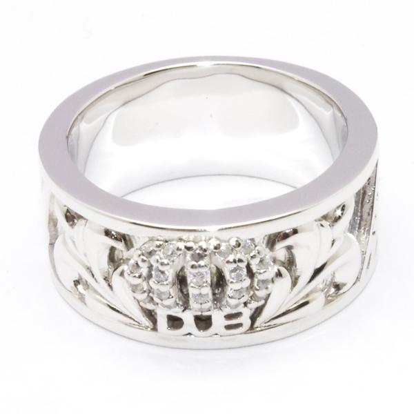 DUB collection(ダブコレクション)Heritage Ring 【DUBj-227-2】 【WHホワイト】新作