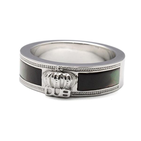 DUB collection(ダブコレクション)Crown Shell  Ring クラウンシェルリング DUBj-309-1