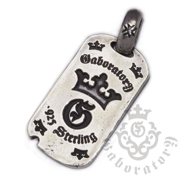 Gaboratory(ガボラトリー) Gaboratory Dog Tag Only ガボラトリーグドッグタグ 260‐F