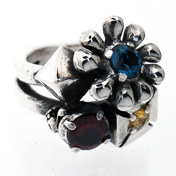 GLAMOUR PUNKS(グラマーパンクス) DAISY RING / デイジーリング 0801-0109
