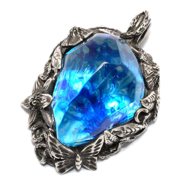 LYLY ERLANDSSON(リリーエルランドソン)the WINTER male/ ICE BLUE ザ・ウィンター アイスブルー 【メンズ】 L-07-001 ※トップのみ