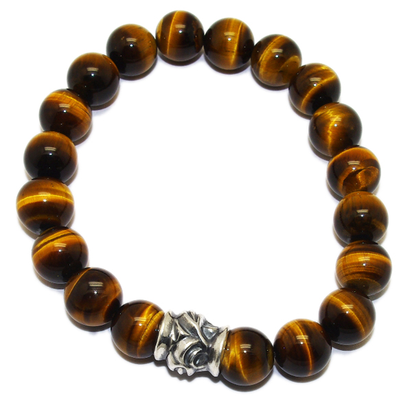 LONE ONES(ロンワンズ)Hawk Bead Tiger Eye10mm MFSB002-TE