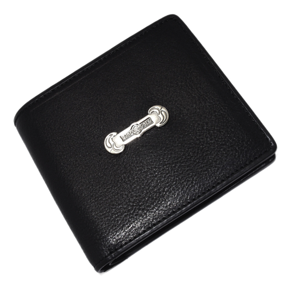 LONE ONES(ロンワンズ) 2 Fold Wallet(Silver Plate) MFW-0014-P