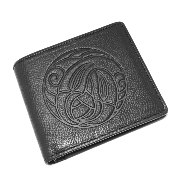 LONE ONES(ロンワンズ) 2 Fold Wallet(Nest & Logo) MFW-0014