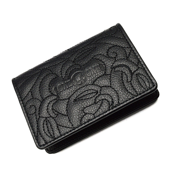 LONE ONES(ロンワンズ) Card Case(Enboroidery) MFW-0015-E
