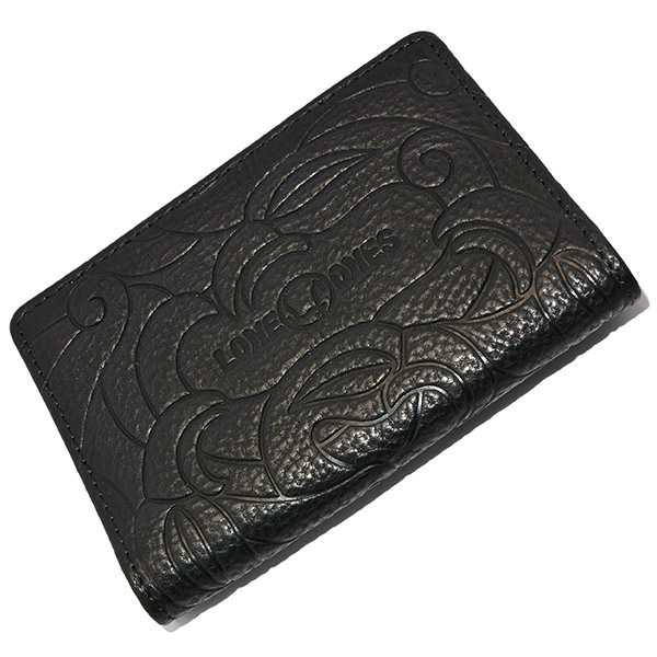 LONE ONES(ロンワンズ) MFW-0017-S Wallet Card Case Stamp カードケース スタンプ