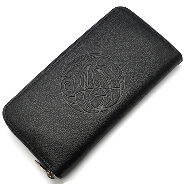 LONE ONES(ロンワンズ) Zipper Long Wallet(Nest&Logo) MFW-0013