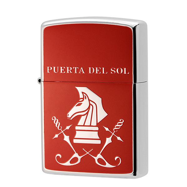 PUERTA DEL SOL(プエルタ デル ソル) PU ZP0001 RD ナイト